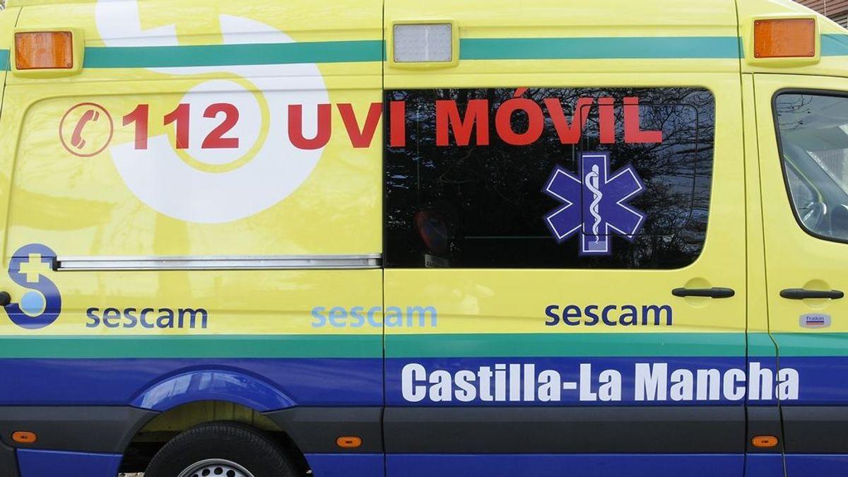 Dos jóvenes muertos y un hombre herido de gravedad en una colisión frontal en Ciudad Real