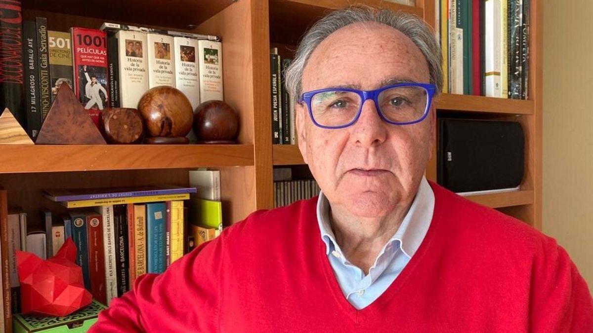 El magistrado Pascual Ortuño