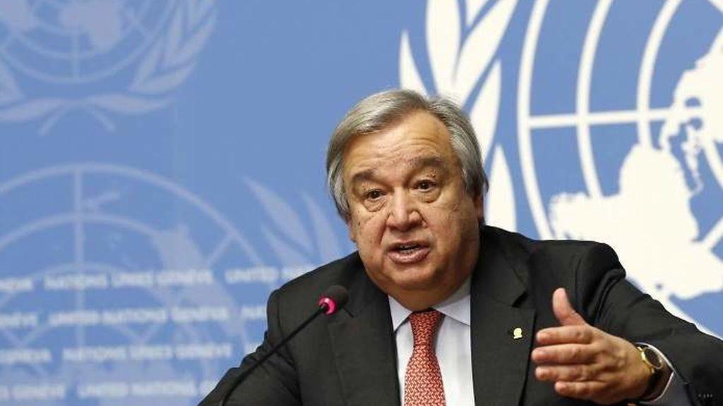 """El secretario general de la ONU pide a los líderes mundiales decretar """"el estado de emergencia climática"""""""