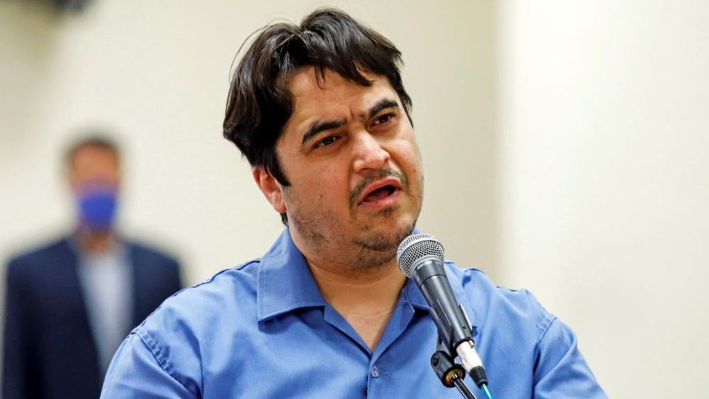 Irán ejecuta en la horca al periodista Ruholá Zam por incitar unas protestas contra el régimen