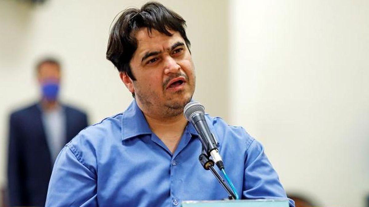 Irán ejecuta en la horca al periodista  Ruhollah Zam por alentar protestas contra el Gobierno