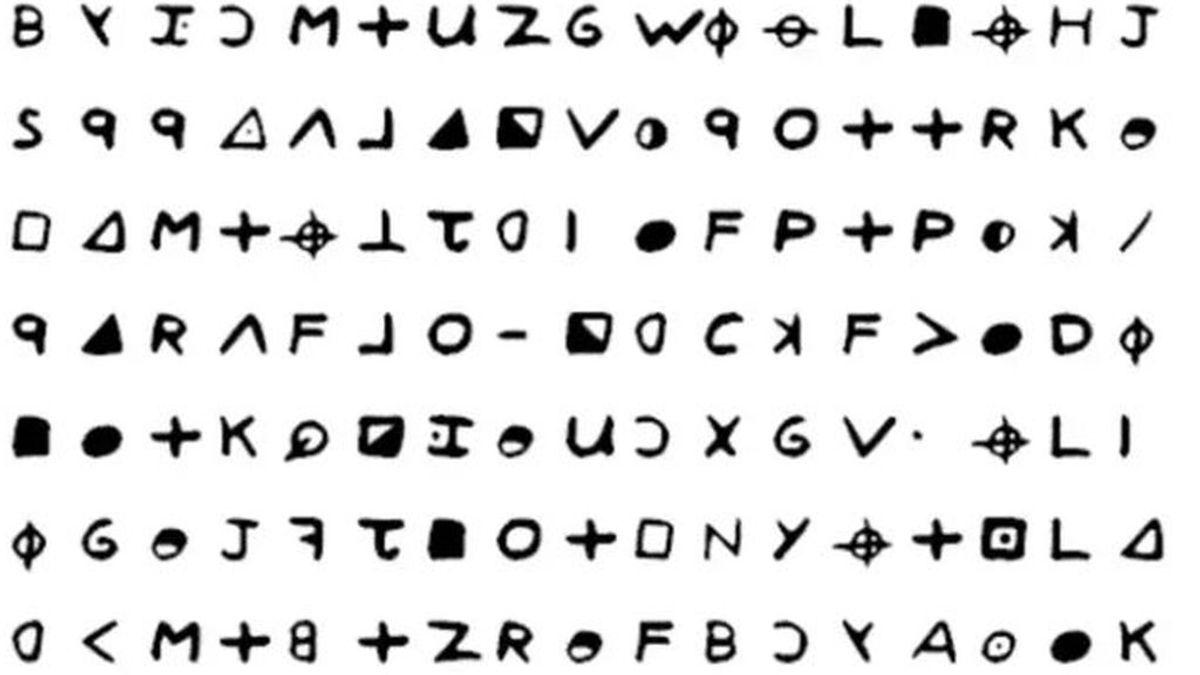 Descifran un mensaje en código del asesino en serie 'Zodiac' más de 50 años después