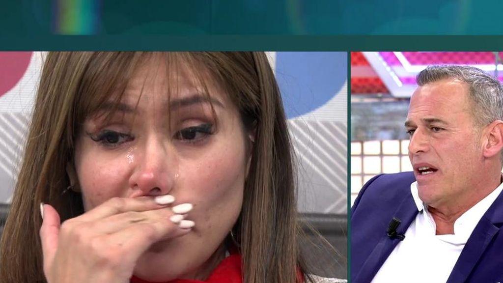 Miriam Saavedra reconoce haber sido infiel a Carlos Lozano