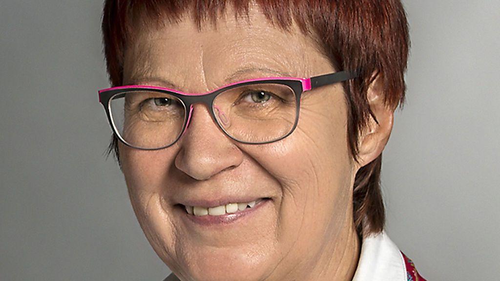 La historiadora y profesora den la Universidad de Augsburgo Marita Krauss