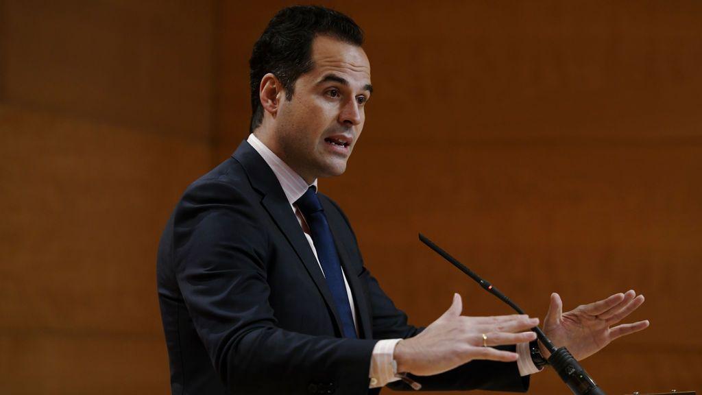 """Aguado: """"La reducción del número vacunas es un jarro de agua fría para Madrid"""""""