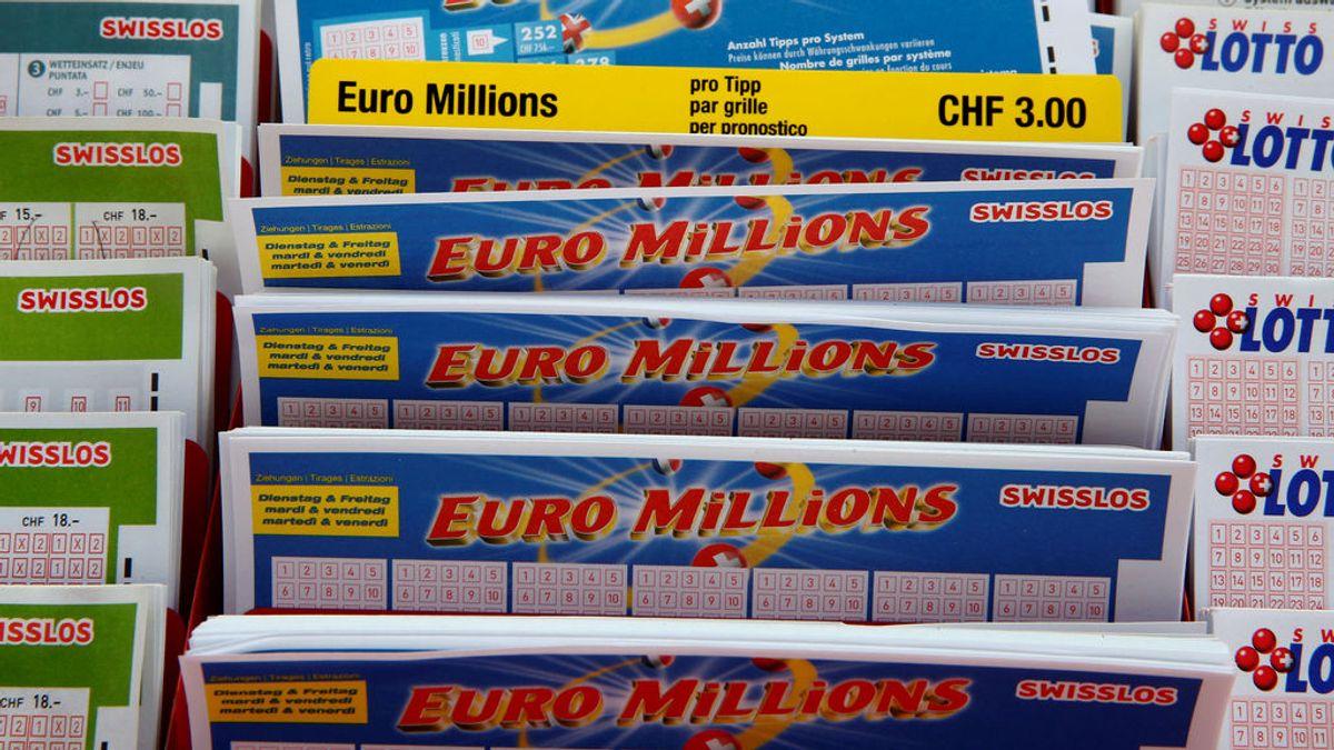 Un francés se lleva el bote más grande del Euromillones: 200 millones de euros
