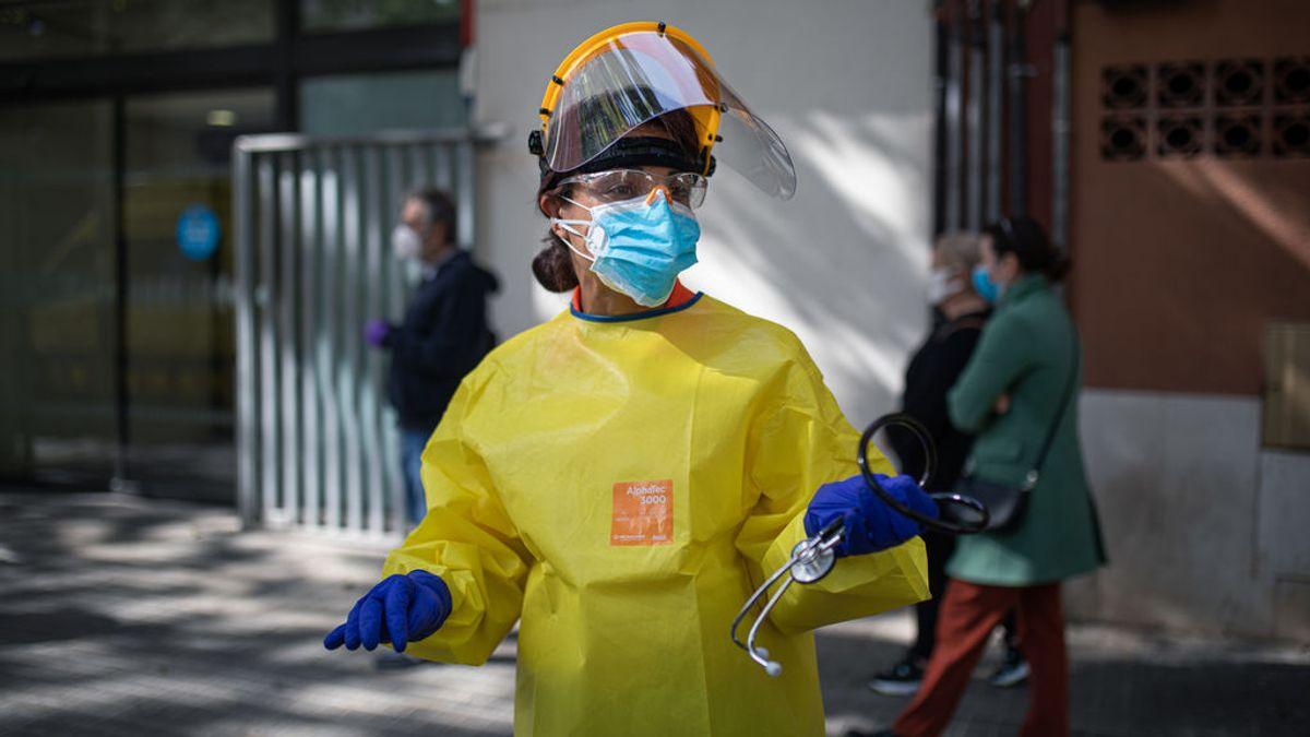 Cataluña registra 1.977 casos y 54 fallecidos más en las últimas 24 horas
