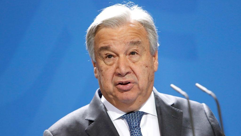 """La ONU pide que todos los líderes mundiales declaren el """"estado de emergencia climática"""""""