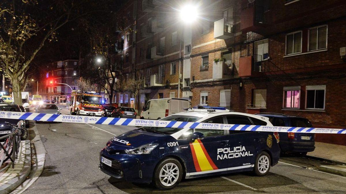 Tratan de negociar con un guardia civil retirado atrincherado en su casa de Valladolid: se han escuchado dos detonaciones
