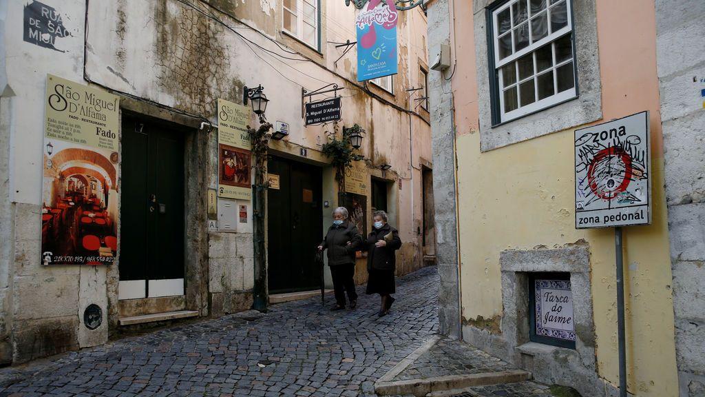 Portugal bate un nuevo récord histórico de muertes diarias por covid-19, con 98 en las últimas 24 horas