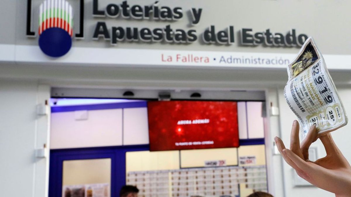Los premios hasta 40.000 euros del Sorteo de la Lotería de Navidad estarán exentos de impuestos este año