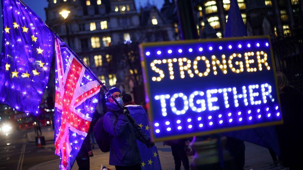 Puntos clave de una negociación del Brexit al borde del precipicio