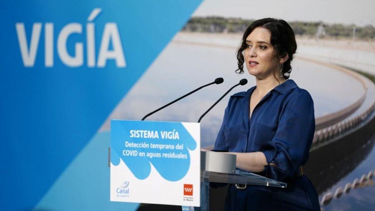 El arma secreta de la Comunidad de Madrid contra el coronavirus son las aguas residuales