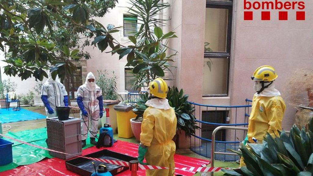 Una treintena de positivos en una residencia de Cervera (Lleida)