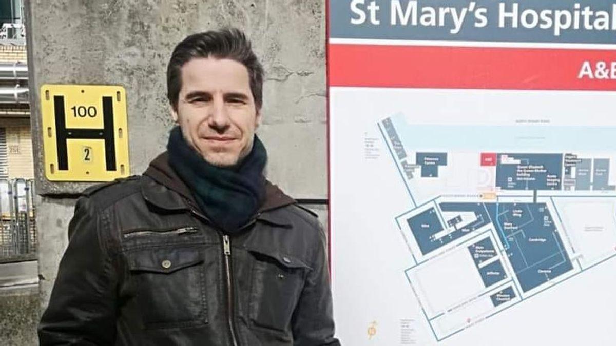 Muere Massimo Colombi, el enfermero que impulsó que los pacientes de covid pudiesen despedirse de sus familiares