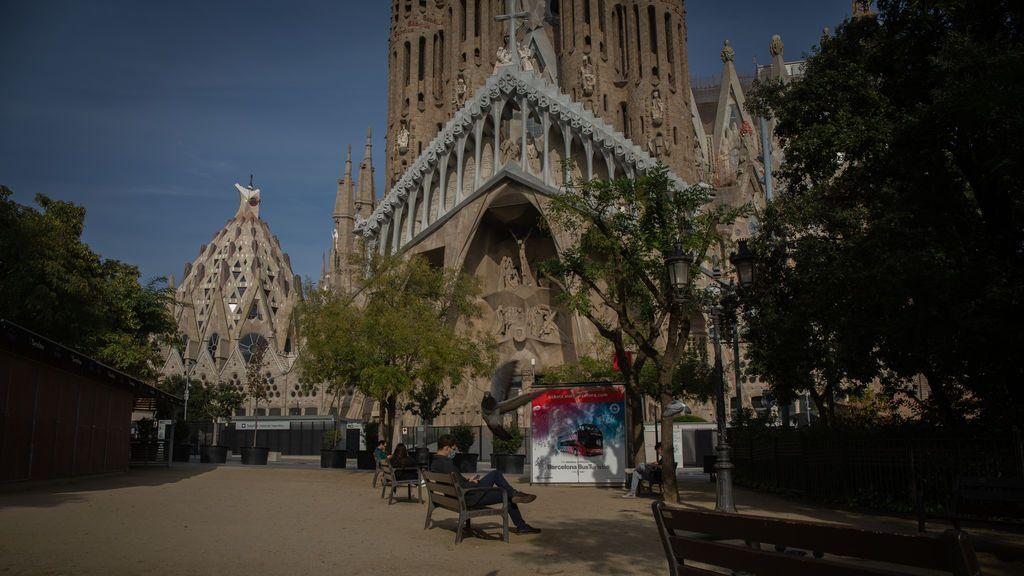 Un falso francotirador y un arma simulada activan dos operativos antiterroristas en Barcelona este fin de semana