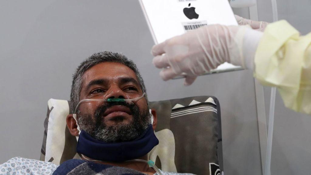 Muere en Málaga el enfermero que impulsó que los pacientes de covid pudieran despedirse de sus familiares