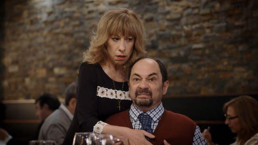 """¡El Recio prueba la droga y Berta piensa que le está dando un ictus! """"Me noto el corazón como un hámster"""""""