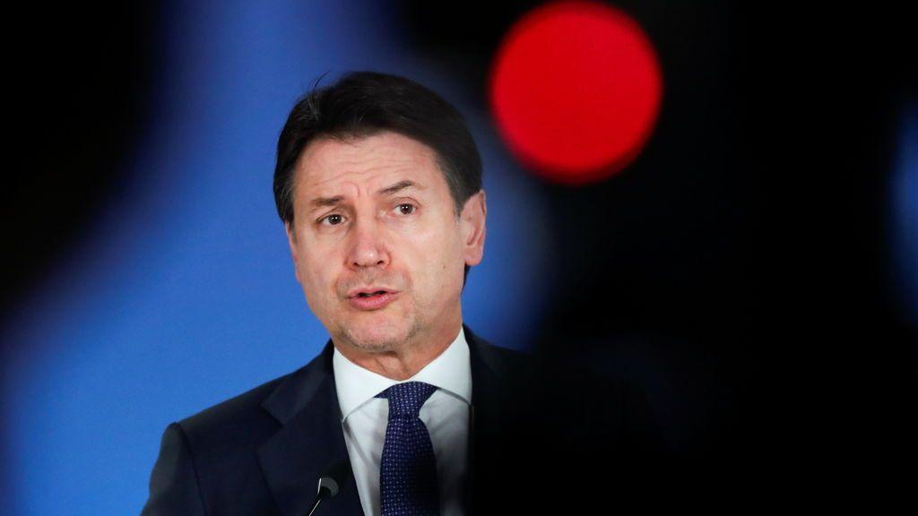 """Italia podría aprobar hoy el """"modelo Merkel"""" de confinamiento"""
