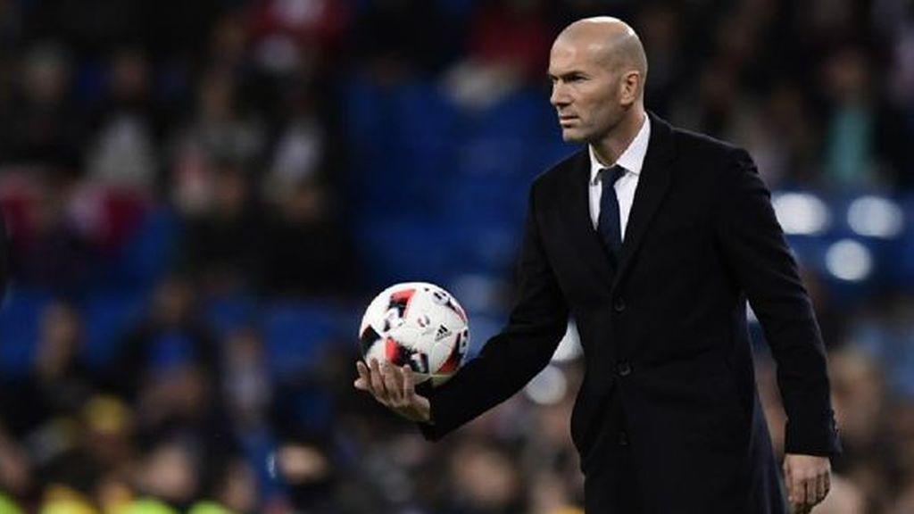 El toque de atención de Zidane tras la victoria por 31 a 0 de los benjamines del Real Madrid ante el Villaverde