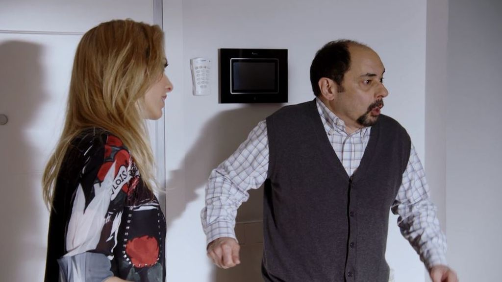 Antonio se entera del lío de Berta con Rosana