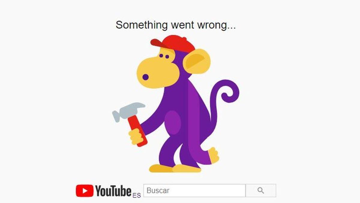 YouTube, Gmail y Drive sufren caídas y fallos en sus servicios en  España