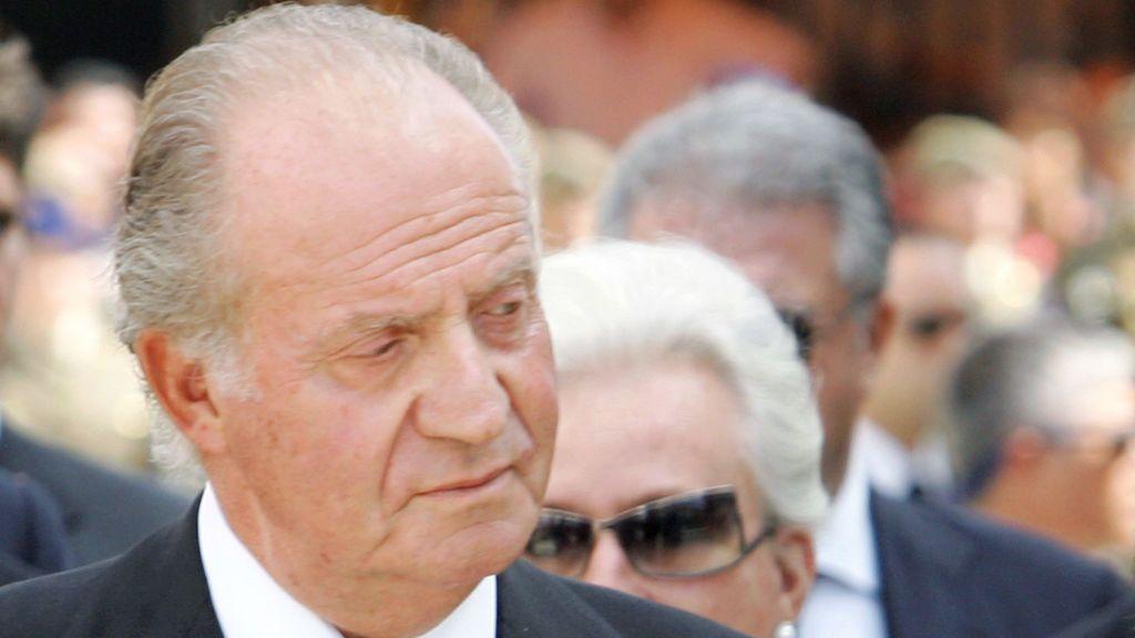 La Fiscalía pregunta a México y Reino Unido por el dinero del rey emérito