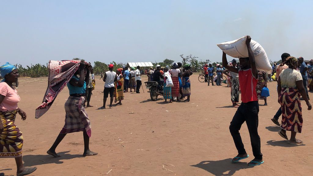 400.000 personas han huido de Mozambique por ataques de milicianos islamitas, según la ONU