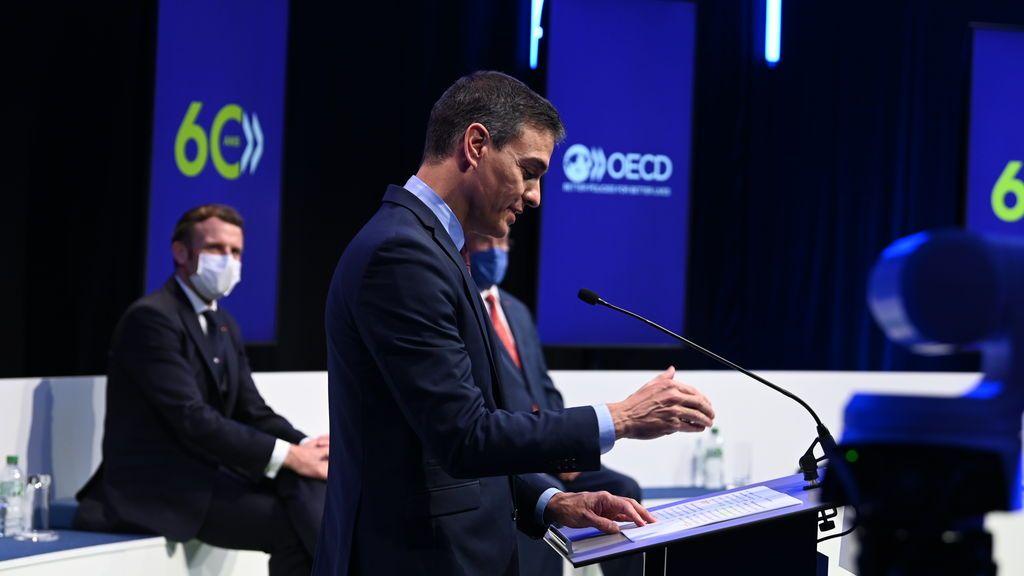 """España urge a la OCDE a consensuar las normas de viajes internacionales para abrir fronteras """"sin cuarentena"""""""