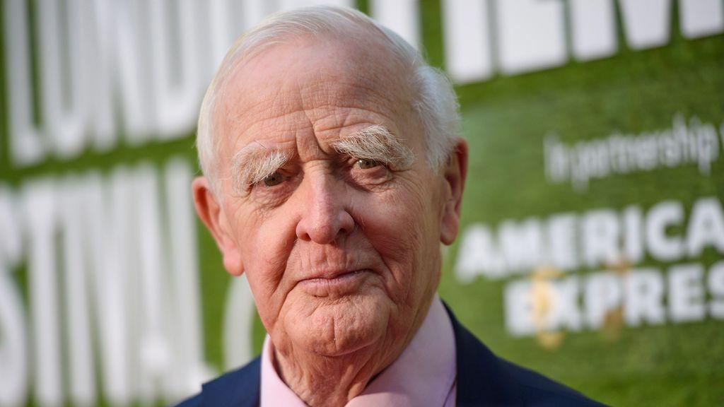 Muere John Le Carré, referente de la literatura de espías, a los 89 años