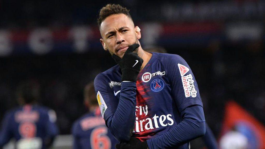 """Neymar sufre un esguince en su tobillo y estará tres semanas de baja: """"Dios me libró"""""""