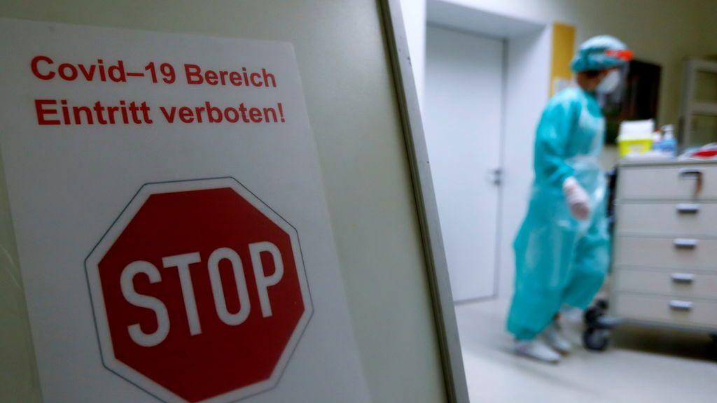 Alemania rebaja el balance diario con 16.300 casos nuevos de coronavirus y suma otros 188 muertos