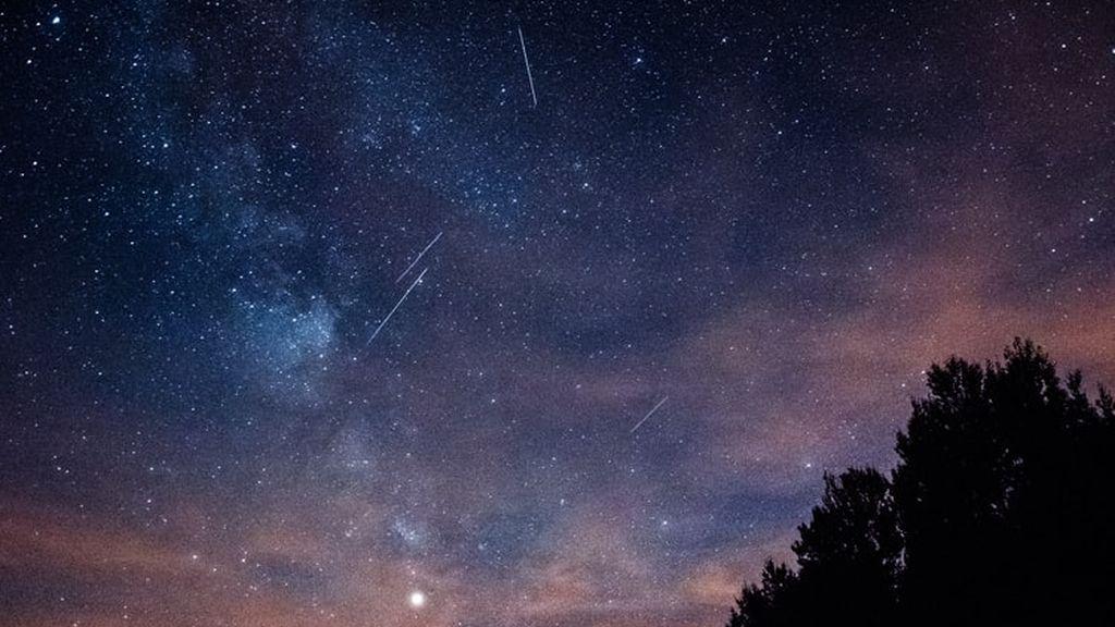 Lluvia de Gemínidas: cómo y hasta cuándo podrás ver las estrellas fugaces