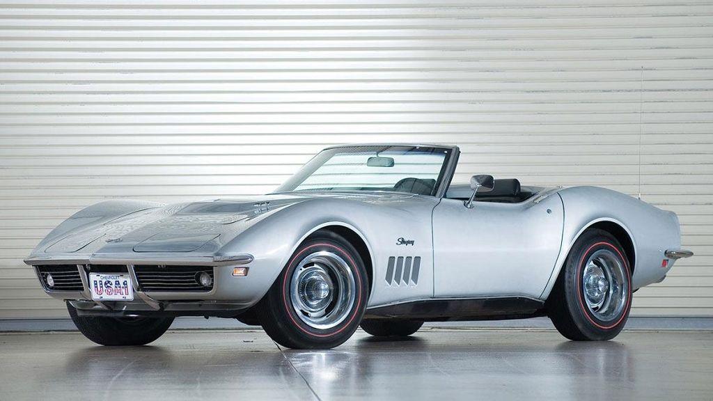 stallone corvette