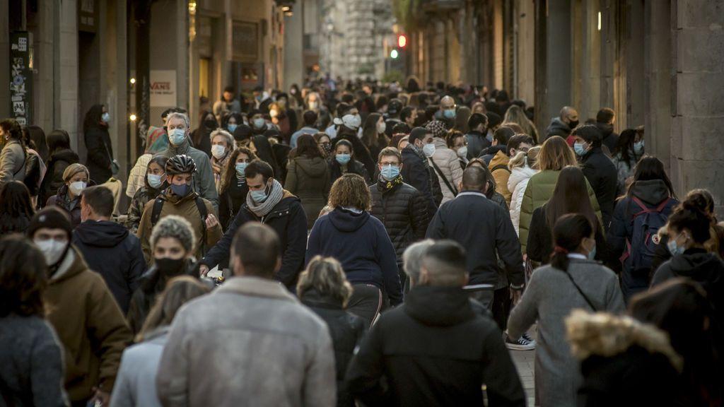 La edad media de la población española no para de crecer y se sitúa ya en los 43,6 años