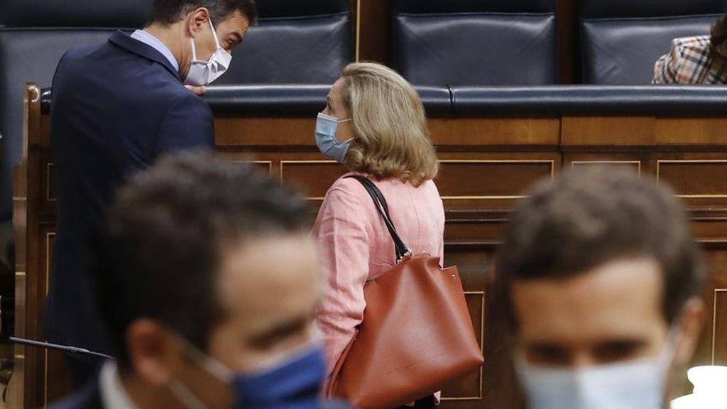 El PSOE y el PP se tiran la corrupción a la cabeza y desatan una batalla campal en Twitterc