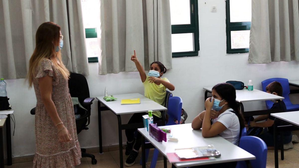UNICEF pide que los profesores sean prioritarios en la vacuna contra la Covid-19