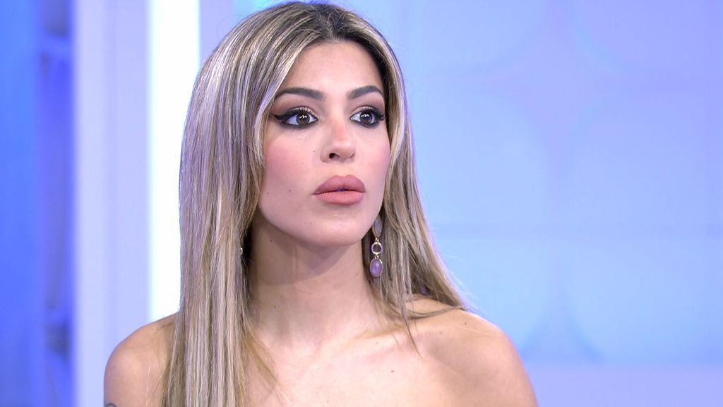 Oriana explica los motivos de su nueva ruptura con Iván