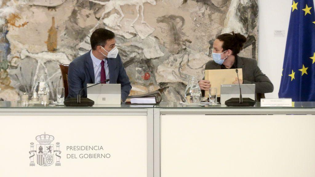 Imagen del Consejo de Ministros del 15 de diciembre