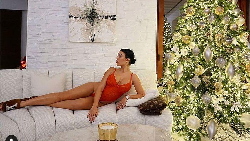 Posado Giorgina Rodríguez