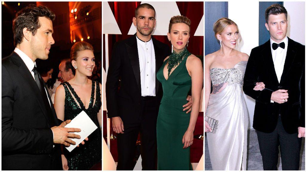 Ryan Reynolds, Romain Dauriac y Colin Jost: así ha sido la intensa relación de Scarlett Johansson y sus tres maridos.
