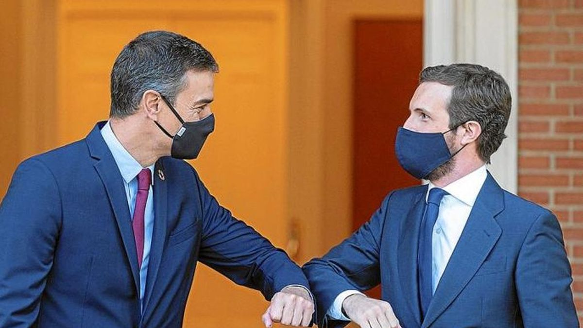 Sánchez y Casado no llegan a ningún acuerdo para renovar el CGPJ