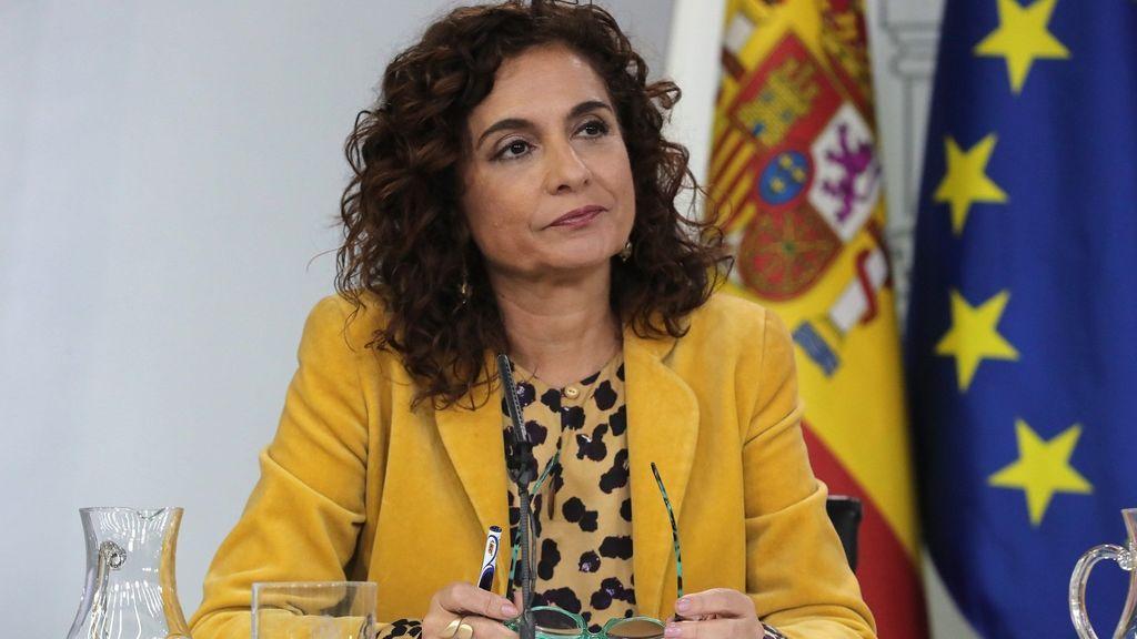 Montero reprocha a Unidas Podemos que airee los debates internos