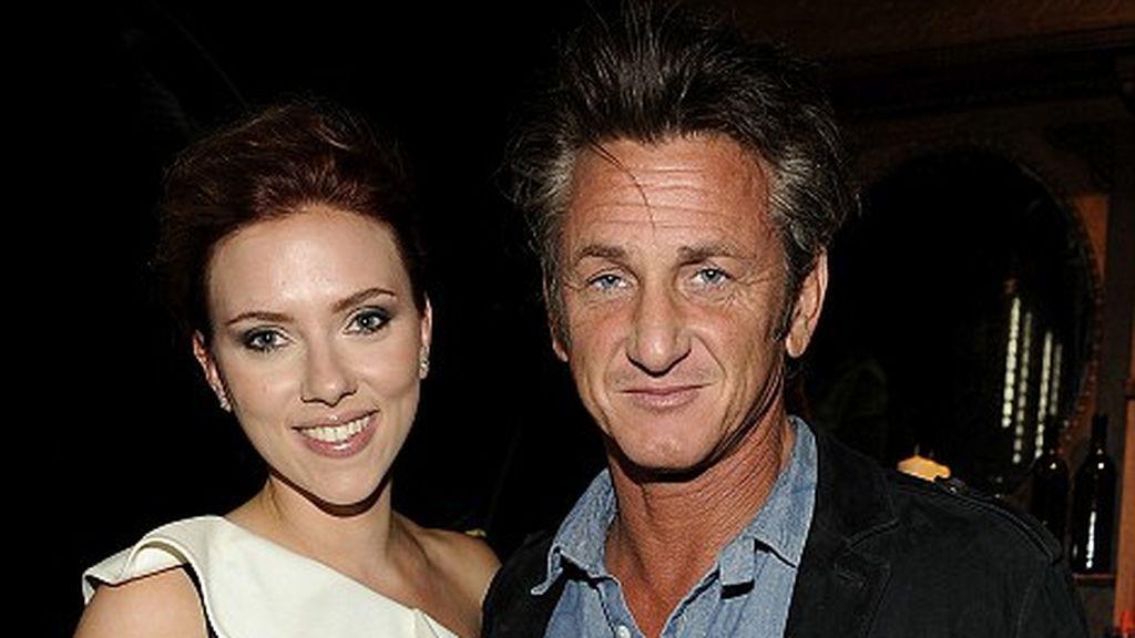 Y luego estuvo con Sean Penn.