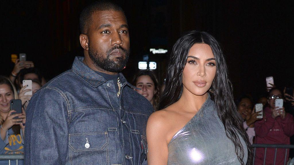 Kim Kardashian y Kanye West, en su momento más critico: el matrimonio hace vidas separadas