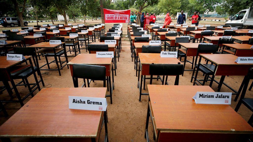 Boko Haram reivindica el secuestro de más de 300 estudiantes en el norte de Nigeria