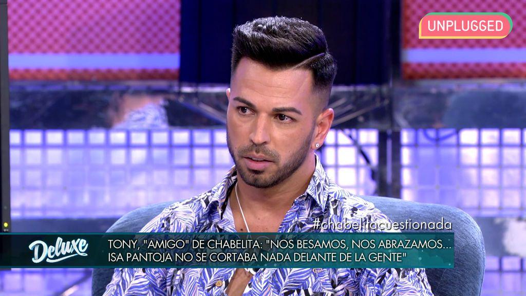 Tony 'Casetas' en el 'Deluxe'