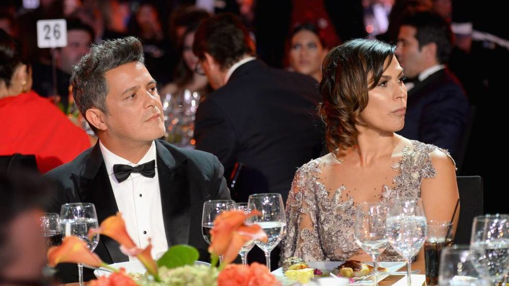 Luego, pasó por el altar con Raquel Perera.