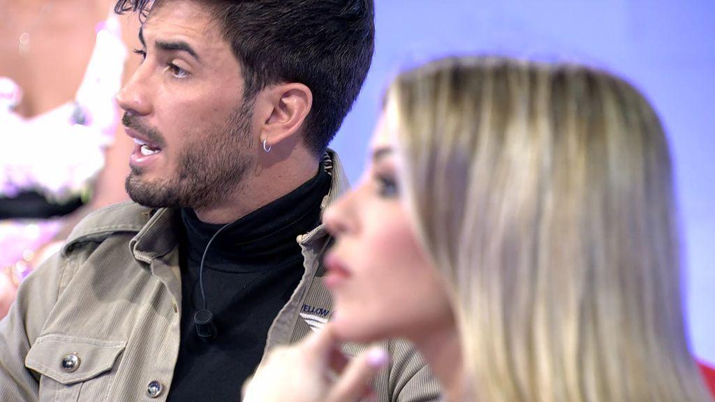 """Iván cree que Oriana se arrepentirá de su ruptura: """"Sigue enamorada de mí"""""""