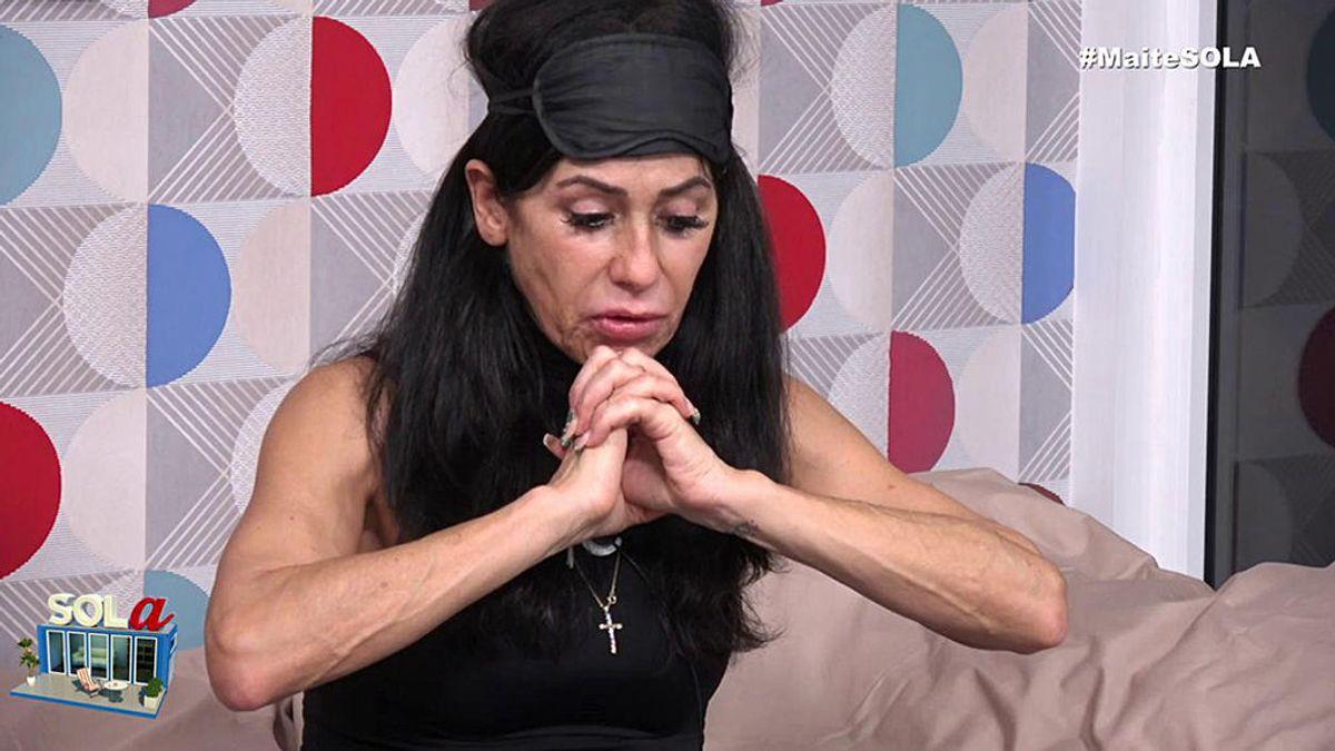 "Las emocionantes palabras de Maite Galdenao sobre Kiko Jiménez: ""Ahora me gusta que esté con Sofía"""